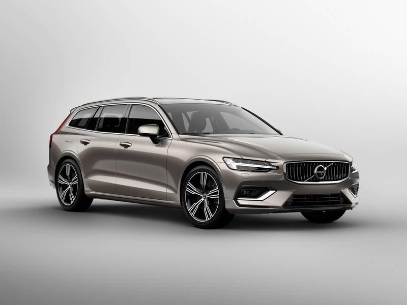 Volvo Nuova V60