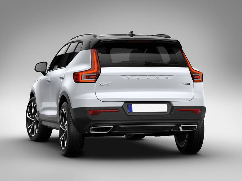 volvo nuova xc40 d3 awd geartronic business. Black Bedroom Furniture Sets. Home Design Ideas