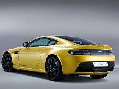 2017 Aston Martin Vantage GT