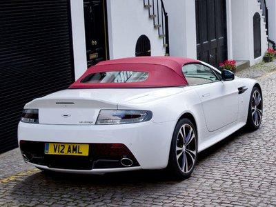 2017 Aston Martin Vantage GT12