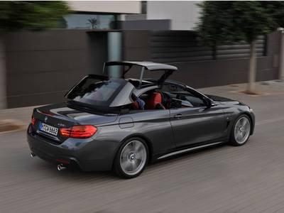 2017 BMW 4 Series Convertible