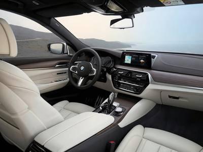 2018 BMW 6 Series GT
