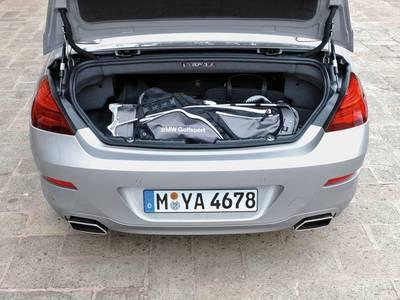 2017 BMW 6 Series Convertible