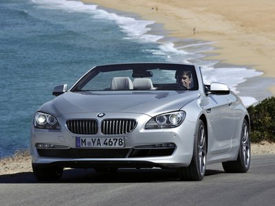 2018 BMW 6 Series Convertible