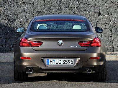 2018 BMW 6 Series Gran Coupe
