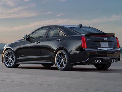 2017 Cadillac ATS-V