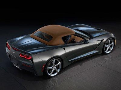 2017 Chevrolet Corvette Convertible