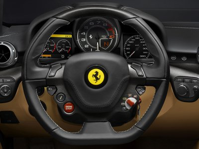 2016 Ferrari F12berlinetta