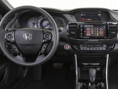 2017 Honda Accord Coupe