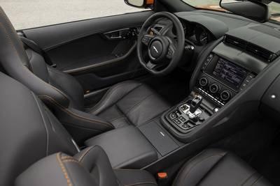 2017 Jaguar F-Type Convertible