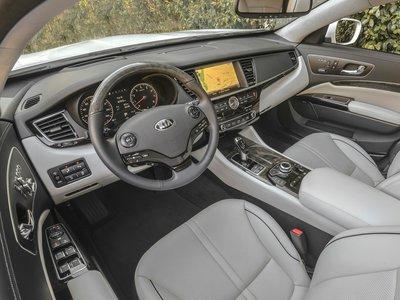 2017 Kia K900