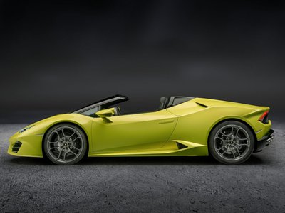 lamborghini huracan lp 610 4 spyder news and reviews. Black Bedroom Furniture Sets. Home Design Ideas