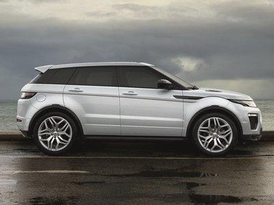 land rover range rover evoque news and reviews. Black Bedroom Furniture Sets. Home Design Ideas