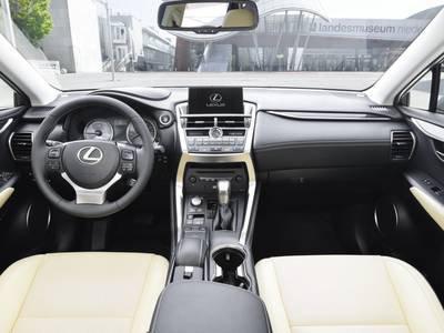 2017 Lexus NX Hybrid