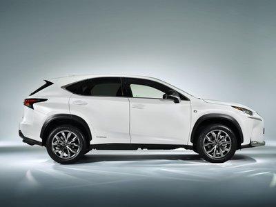 2018 Lexus NX Hybrid