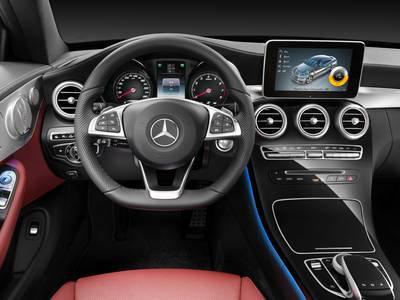 2017 Mercedes-Benz C Class Coupe