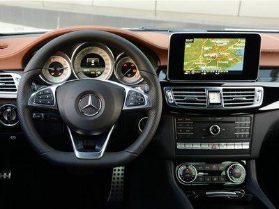 2016 Mercedes-Benz CLS Class