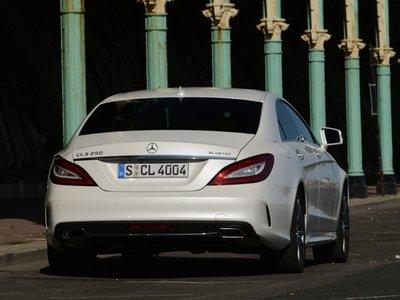 2017 Mercedes-Benz CLS Class