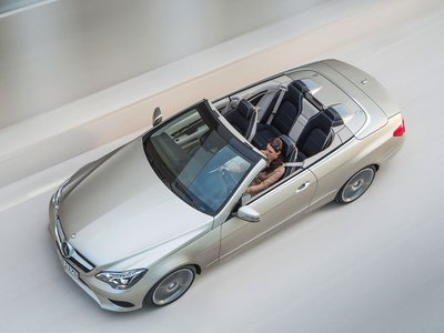 2017 Mercedes-Benz E Class Cabriolet