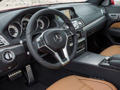 2017 Mercedes-Benz E Class Coupe