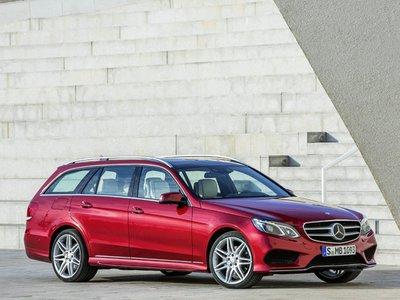 2016 Mercedes-Benz E Class Wagon