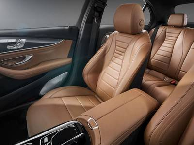 2017 Mercedes-Benz E Class Sedan