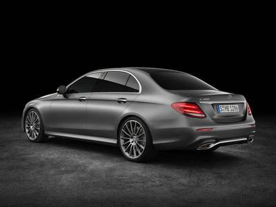 2017 Mercedes-Benz E Class Sedan