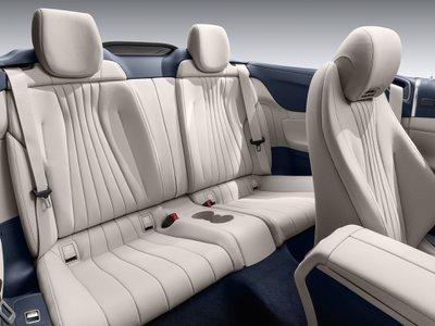2018 Mercedes-Benz E Class Cabriolet