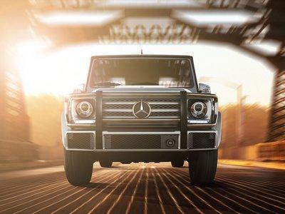 2017 Mercedes-Benz G Class