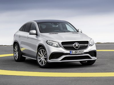 2018 Mercedes-Benz GLE Coupe