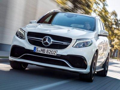 2017 Mercedes-Benz GLE Class