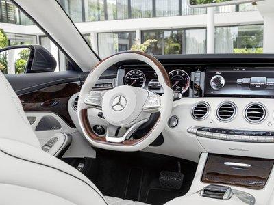 2017 Mercedes-Benz S Class Cabriolet