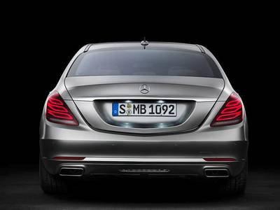 2017 Mercedes-Benz S Class Sedan