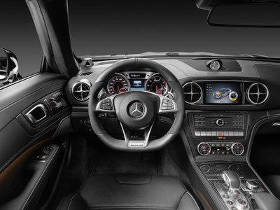 2017 Mercedes-Benz SL Class