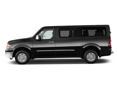 2017 Nissan NV