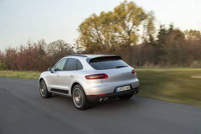 2017 Porsche Macan