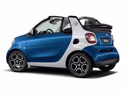 2017 Smart Fortwo Cabriolet