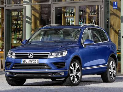 volkswagen touareg news and reviews. Black Bedroom Furniture Sets. Home Design Ideas