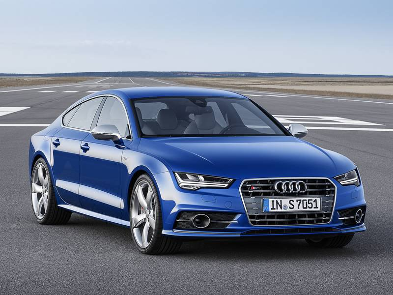 Audi S7 News And Reviews Motor1 Com