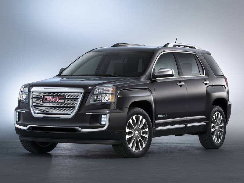 2018 Gmc Terrain Starts At 25970 Denali Loaded With Tech ...