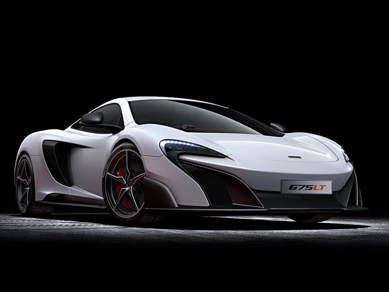 McLaren 675