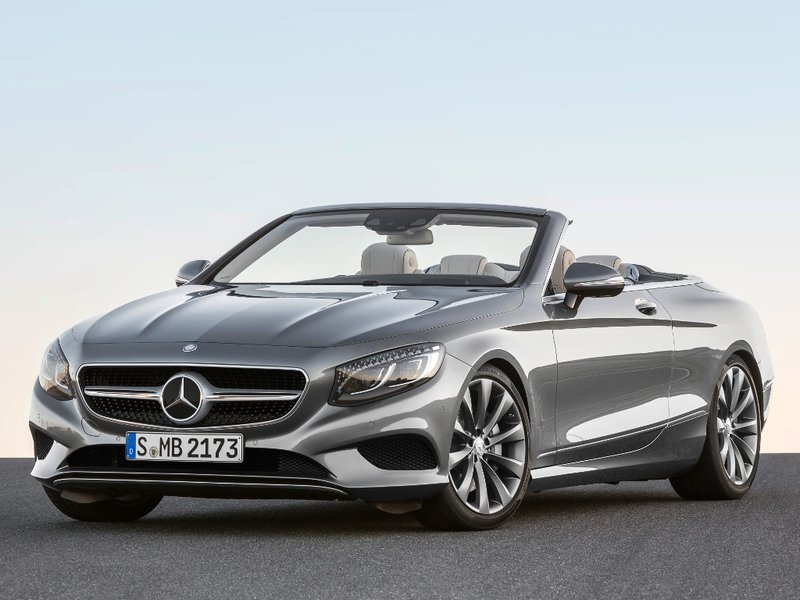 S63 AMG® 4MATIC® Cabriolet