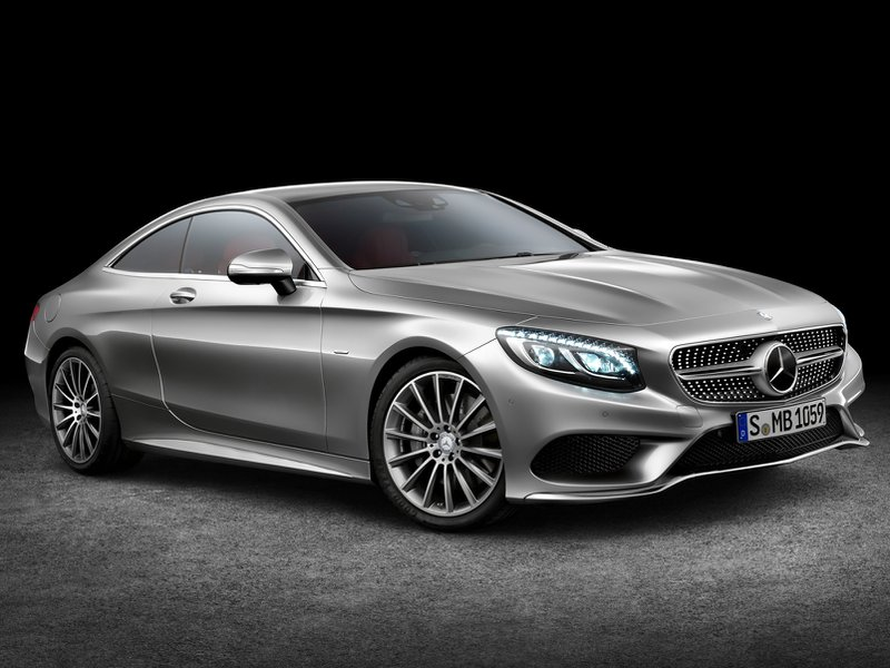 S550 4MATIC® Coupe