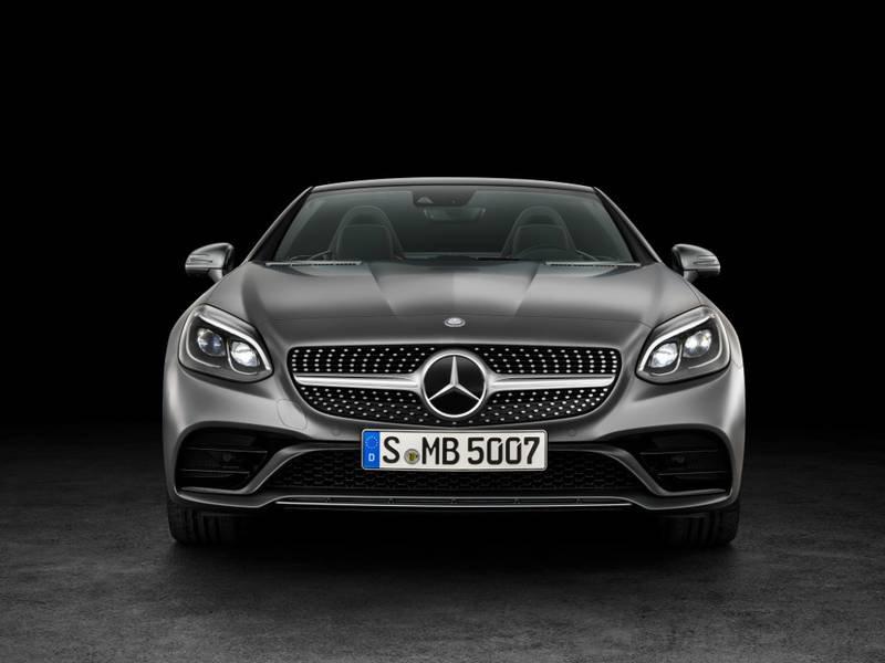 2017 Mercedes-Benz SLC Class