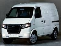 Gonow WAY furgone 5 doors 2013