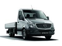 Mercedes-Benz Sprinter Telaio Cabinato Cassonato