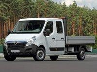 Opel Movano cassone a sponde abbattibili