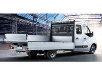 Opel Movano Cassone a sponde abbattibili 2 porte