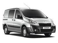 Peugeot Expert Furgone finestrato