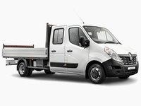 Renault Master cassone ribaltablie 4 porte